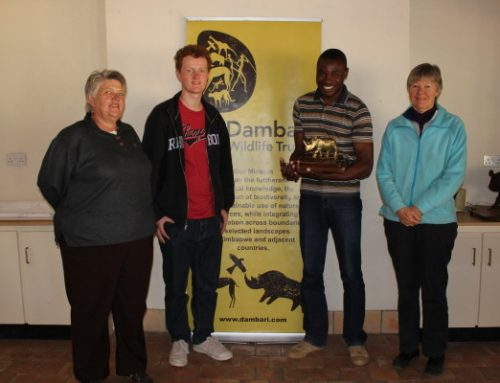Wildlife Quiz Winners